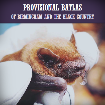 Provisional Batlas of Birmingham and the Black Country Cover - cropped